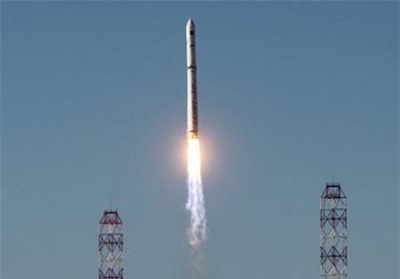 Hỏa tiễn Zenit của Nga. Ảnh: RIA Novosti.