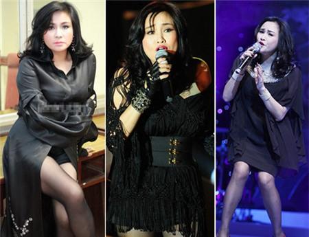 4 người đẹp bị váy đen 'thôi miên' - 15
