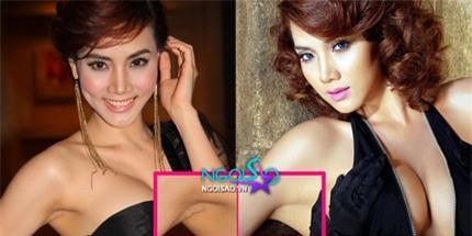 Ngỡ ngàng hình ảnh thực của mỹ nhân Việt khi chưa photoshop  4