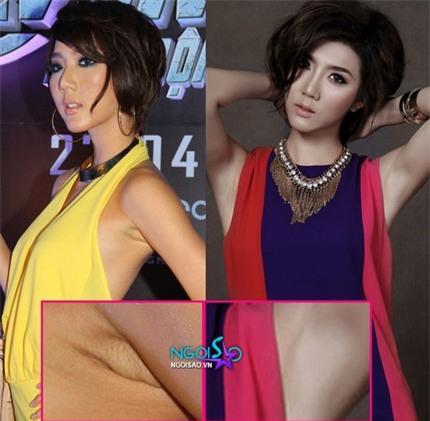 Ngỡ ngàng hình ảnh thực của mỹ nhân Việt khi chưa photoshop  6