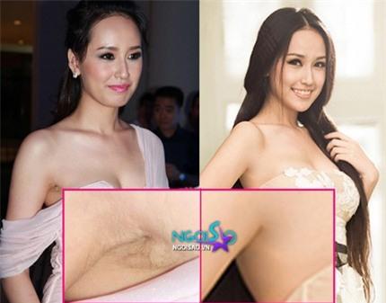 Ngỡ ngàng hình ảnh thực của mỹ nhân Việt khi chưa photoshop  7