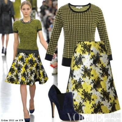 7 cách phối hợp váy ren sang & sành, Thời trang, thoi trang ren, xu huong ren, ren, trang phuc ren, vay ren, phoi do,