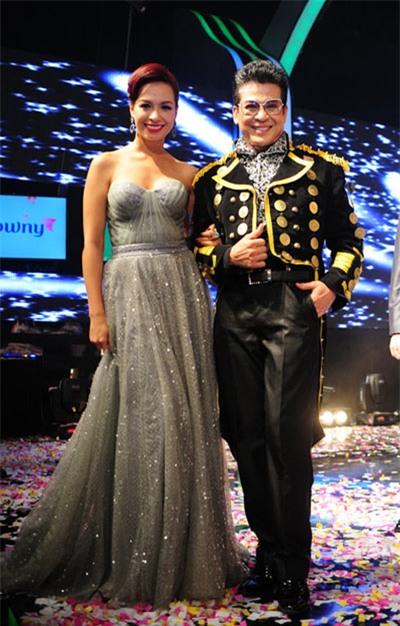Gala chung kết Vietnam's Got Talent.