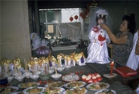 Âm hôn: tục cưới người chết rùng rợn ở Trung Quốc 1