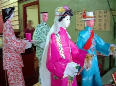 Âm hôn: tục cưới người chết rùng rợn ở Trung Quốc 2