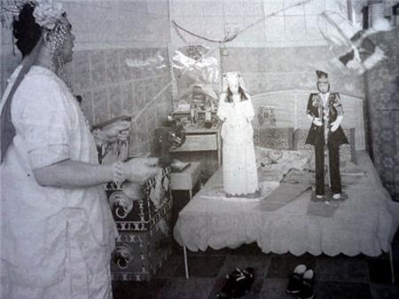 Âm hôn: tục cưới người chết rùng rợn ở Trung Quốc 3