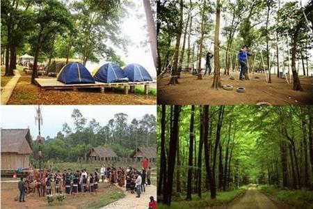 Những điểm du lịch gần Hà Nội tuyệt vời - 2