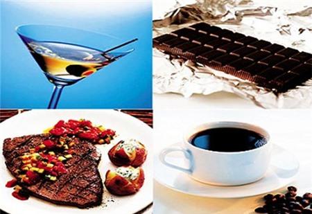 Thực phẩm cần tránh khi mãn kinh - 1