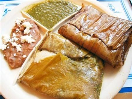 Tuyệt ngon những món ăn đường phố từ ngô của ẩm thực Mexico 16