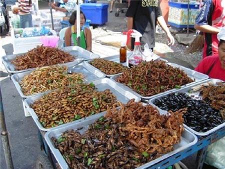 Rớt nước miếng với những món ăn đường phố của Campuchia 11