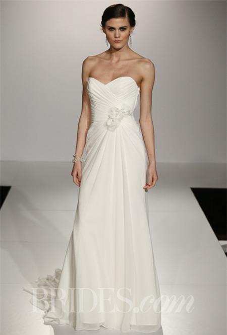 Chọn váy cưới lộng lẫy mà thoải mái cho cô dâu mùa hè 1