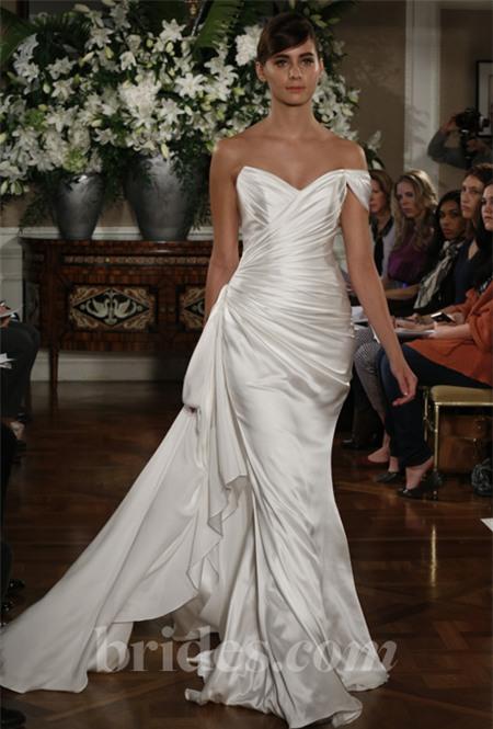 Chọn váy cưới lộng lẫy mà thoải mái cho cô dâu mùa hè 10