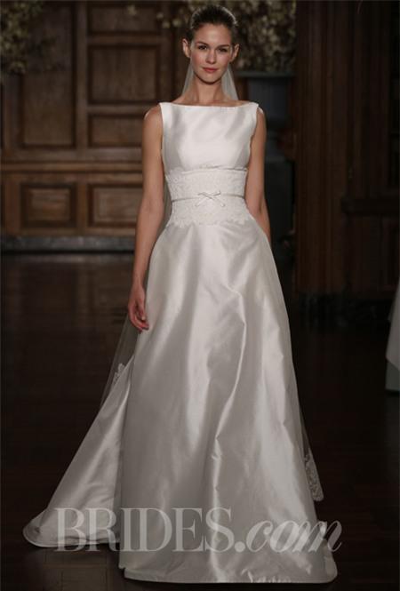 Chọn váy cưới lộng lẫy mà thoải mái cho cô dâu mùa hè 11