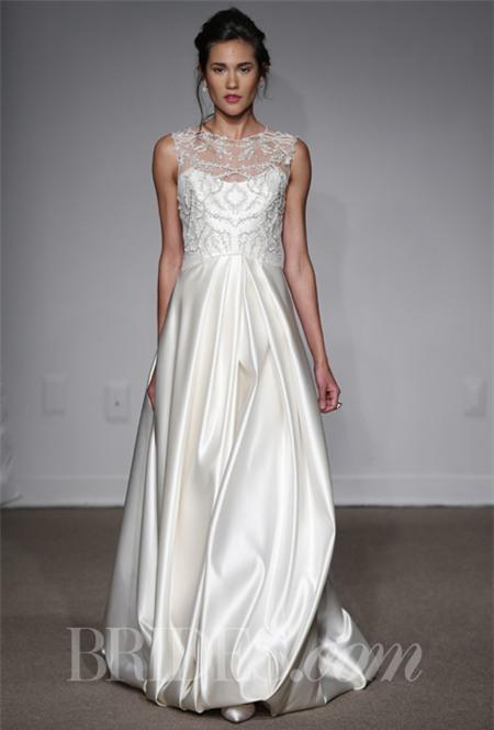 Chọn váy cưới lộng lẫy mà thoải mái cho cô dâu mùa hè 13