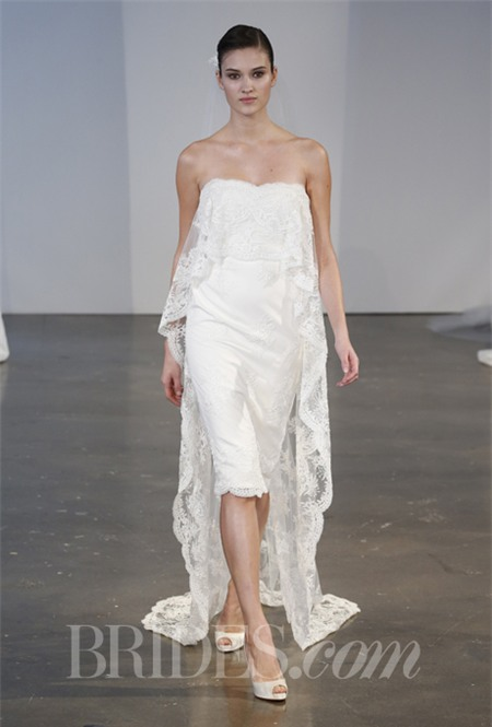 Chọn váy cưới lộng lẫy mà thoải mái cho cô dâu mùa hè 14