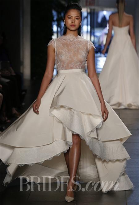 Chọn váy cưới lộng lẫy mà thoải mái cho cô dâu mùa hè 15