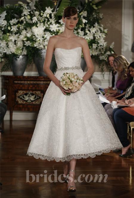 Chọn váy cưới lộng lẫy mà thoải mái cho cô dâu mùa hè 16