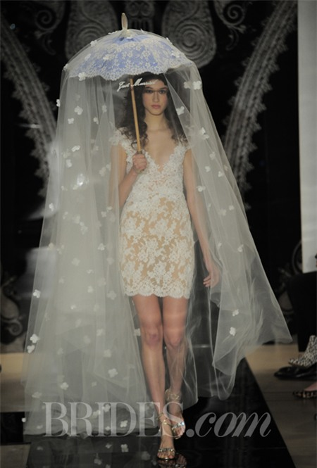 Chọn váy cưới lộng lẫy mà thoải mái cho cô dâu mùa hè 18