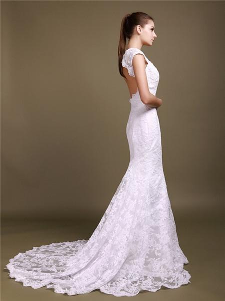 Chọn váy cưới lộng lẫy mà thoải mái cho cô dâu mùa hè 19
