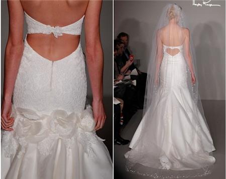 Chọn váy cưới lộng lẫy mà thoải mái cho cô dâu mùa hè 22