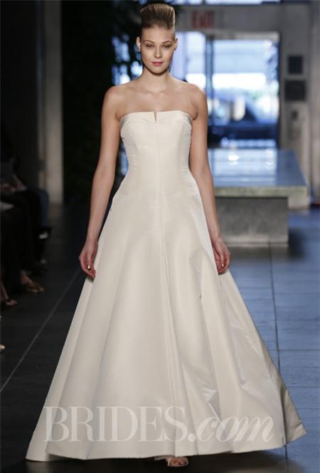 Chọn váy cưới lộng lẫy mà thoải mái cho cô dâu mùa hè 3