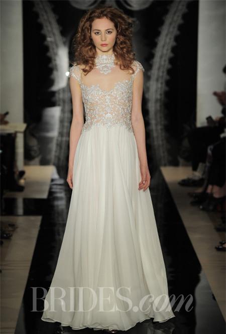 Chọn váy cưới lộng lẫy mà thoải mái cho cô dâu mùa hè 6