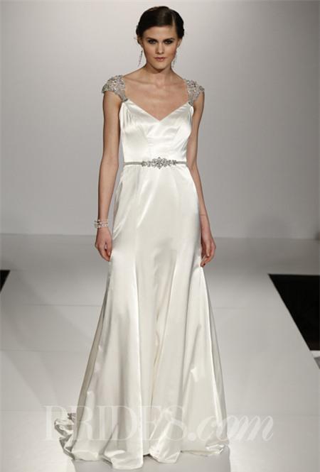 Chọn váy cưới lộng lẫy mà thoải mái cho cô dâu mùa hè 7