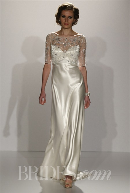 Chọn váy cưới lộng lẫy mà thoải mái cho cô dâu mùa hè 8