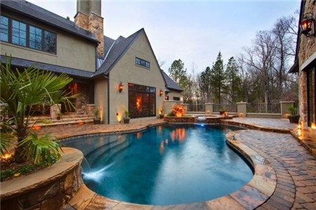 Những thiết kế hồ bơi lý tưởng cho mùa hè nóng bỏng 11