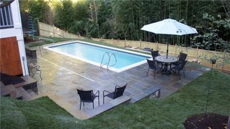 Những thiết kế hồ bơi lý tưởng cho mùa hè nóng bỏng 13
