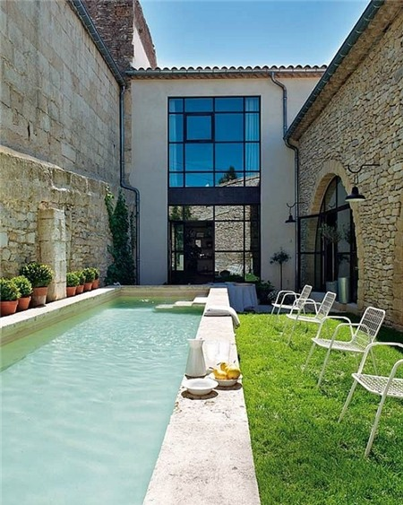 Những thiết kế hồ bơi lý tưởng cho mùa hè nóng bỏng 2