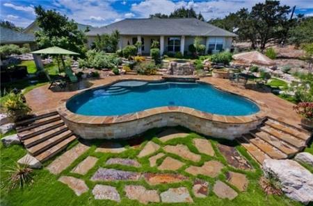 Những thiết kế hồ bơi lý tưởng cho mùa hè nóng bỏng 6