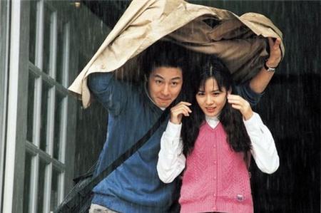 Tình yêu bùng cháy giữa trời mưa trong phim Hàn - 13