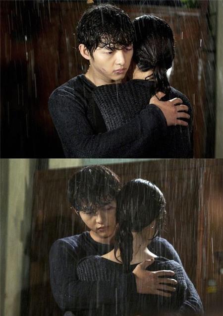 Tình yêu bùng cháy giữa trời mưa trong phim Hàn - 15