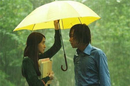 Tình yêu bùng cháy giữa trời mưa trong phim Hàn - 3
