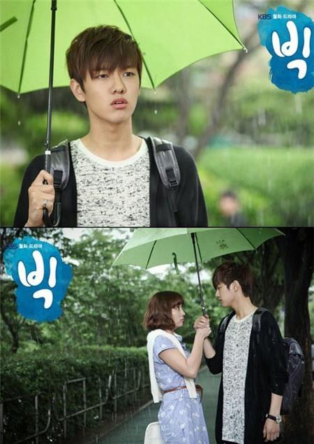 Tình yêu bùng cháy giữa trời mưa trong phim Hàn - 6