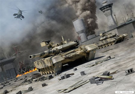 Tăng T-90S của Nga chiếm ưu thế trên thị trường Peru