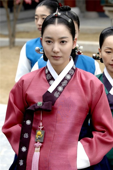 Đọ sắc 9 nàng Jang Ok Jung trong lịch sử 21