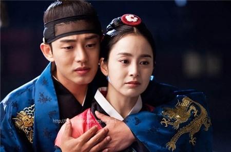 Đọ sắc 9 nàng Jang Ok Jung trong lịch sử 28
