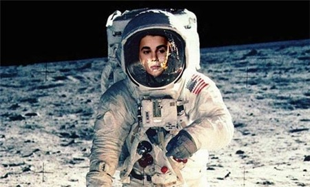 Justin Bieber, bay lên vũ trụ, phi hành gia, năm tới, dự án, tham gia, ngôi sao