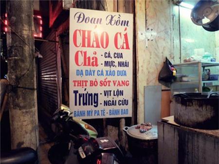 Điểm danh các quán cháo ngon nổi tiếng tại Hà Nội 2