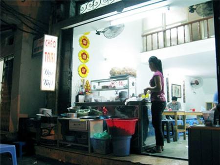 Điểm danh các quán cháo ngon nổi tiếng tại Hà Nội 7