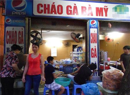 Điểm danh các quán cháo ngon nổi tiếng tại Hà Nội 9