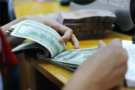 """Tỷ giá VND/USD ngân hàng """"hạ nhiệt"""""""