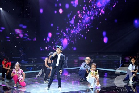 The Voice Kids: Quang Anh, Mỹ Chi, Ngọc Duy thẳng tiến Chung kết 18