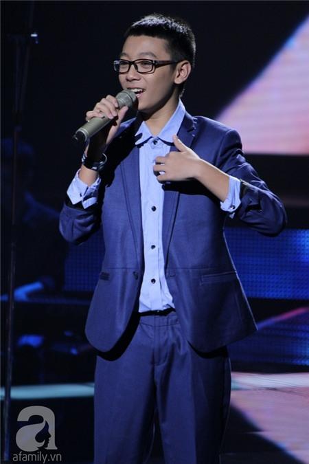The Voice Kids: Quang Anh, Mỹ Chi, Ngọc Duy thẳng tiến Chung kết 20
