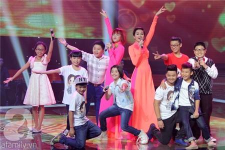 The Voice Kids: Quang Anh, Mỹ Chi, Ngọc Duy thẳng tiến Chung kết 6