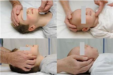 Một trong những thao tác sơ cứu khi trẻ bị hóc dị vật.