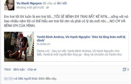 Lộ chiêu trò đằng sau vụ Andrea - Yanbi? - 9