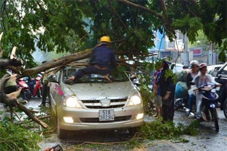 Bi kịch lương khủng và đường phố Sài Gòn